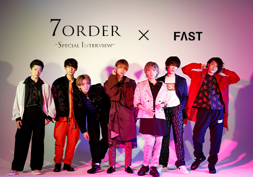 7ORDER】 舞台『7ORDER』自らのプロジェクトを名乗る舞台。 その裏に隠 ...